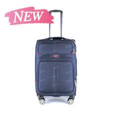 SwissAirs Luggage Trolley กระเป๋าเดินทาง รุ่น KS954/28/Blueของแท้ 100% (Warrantyถูกต้องตามกฎหมาย) New!