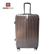 Swiss Gear กระเป๋าเดินทาง ขนาด 24 นิ้ว รุ่น KW-139/24/GO - Gold