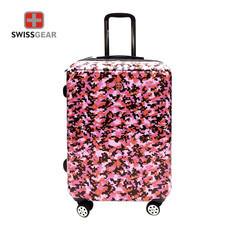 Swiss Gear กระเป๋าเดินทาง รุ่น KW168/28/ - Digital Pink