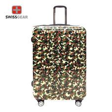 Swiss Gear กระเป๋าเดินทาง รุ่น KW168/20/ - Digital Green