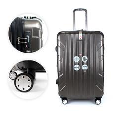 SwissAirs Luggage Trolley กระเป๋าเดินทาง รุ่น KS814/24/Gold