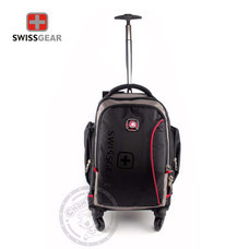 Swiss Gear - Backpack & Trolley รุ่น KW-143/18/BA Big Size (Black)
