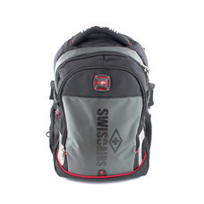SwissAirs กระเป๋าเป้ รุ่นKS141/18/Grey