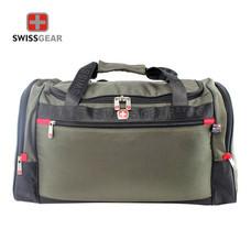 Swiss Gear กระเป๋าเดินทางแบบสายสะพาย รุ่น KW-100/22/GR - Olive (สีเขียวขี้ม้า)