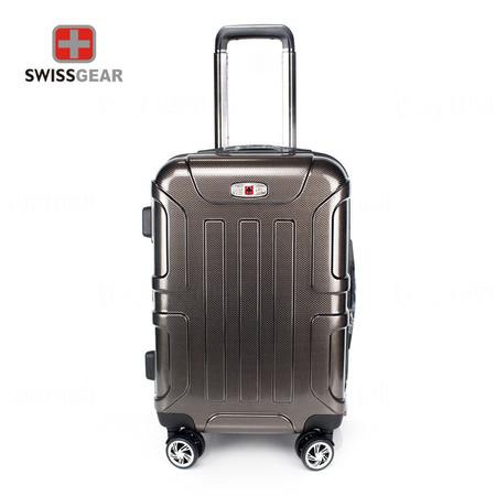 Swiss Gear กระเป๋าเดินทาง ขนาด 20 นิ้ว รุ่น Swiss Army SA005/20-Gold Silver