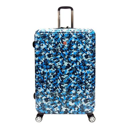 Swiss Gear กระเป๋าเดินทาง รุ่น KW168/20/ - Digital Blue