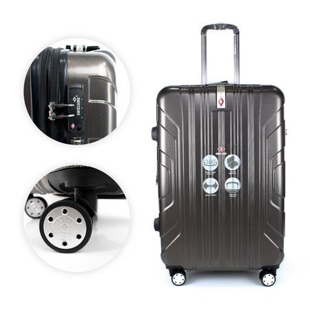 SwissAirs Luggage Trolley กระเป๋าเดินทาง รุ่น KS814/28/Gold