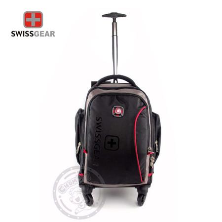 Swiss Gear - Backpack & Trolley รุ่น KW-143/18/BA Big Size (Black)