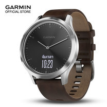 Garmin vivomove HR Premium - Black/Silver - Large