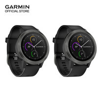 (Value Pack) Garmin Vivoactive 3 สี Black & Gunmetal x 2 เรือน