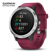 Garmin Vivoactive 3 Element - Black & Cerise