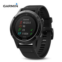 Garmin Fenix 5 , Sapphire , Black , GPS Watch , SEA