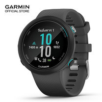GARMIN SWIM 2 นาฬิกาสำหรับว่ายน้ำพร้อมระบบ GPS - Slate