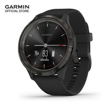 Garmin vivomove 3 - Slate with Black Band