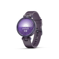 Garmin Lily Deep Orchid,Silicone