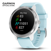 Garmin Vivoactive 3 Element - White & Azure