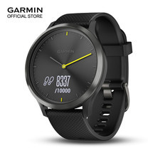 Garmin vivomove HR Sport, Black, Large