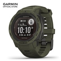 Garmin Instinct Solar - Tactical - Moss