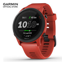 Garmin Forerunner 745 GPS - Magma Red