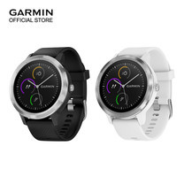 (Value Pack) Garmin Vivoactive 3 สี Black & Stainless 1 เรือน + สี White & Stainless 1 เรือน