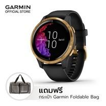 GARMIN VENU - Black/Gold แถมฟรี กระเป๋า Garmin Foldable Bag มูลค่า 990 บาท