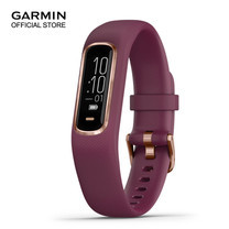 Garmin Vivosmart 4 Merlot, Rose Gold, Regular