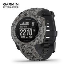 New GARMIN Instinct Tactical Camo GPS - Monterra Gray