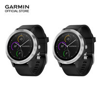 (Value Pack) Garmin Vivoactive 3 สี Black & Stainless x 2 เรือน