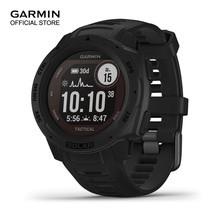 Garmin Instinct Solar - Tactical, Black