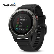 Garmin Fenix 5 , Slate Gray , GPS Watch , SEA
