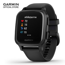 Garmin Venu SQ Music. NFC - Black/Slate