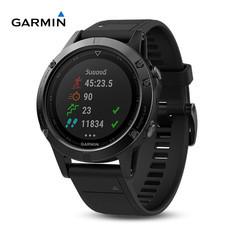 Garmin Fenix 5 , Sapphire , Black , GPS Watch , SEA