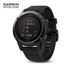 Garmin Fenix 5, Sapphire, Black, GPS Watch, SEA