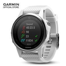 Garmin Fenix 5S, Carrara White, GPS Watch, SEA
