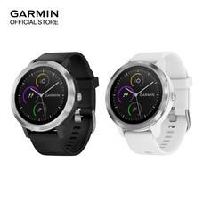 (Value Pack) Garmin Vivoactive 3 สี Black & Stainless 1 เรือน + สี White & Stainless 1 เรือน