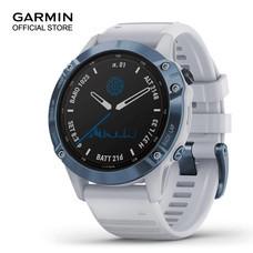 Garmin Fenix 6 Pro Solar - Mineral Blue