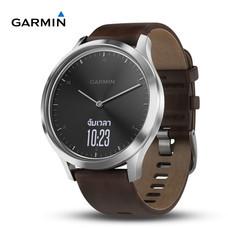 Garmin vivomove HR Premium, Black/Silver, Large