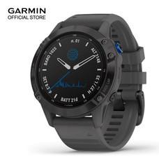 Garmin Fenix 6 Pro Solar - Black