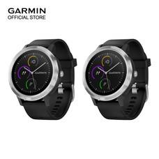 (Value Pack) Garmin Vivoactive 3 สี Black & Stainless x 2 เรือน
