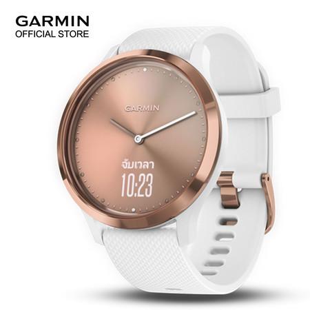 Garmin vivomove HR Sport, Rose Gold, Regular