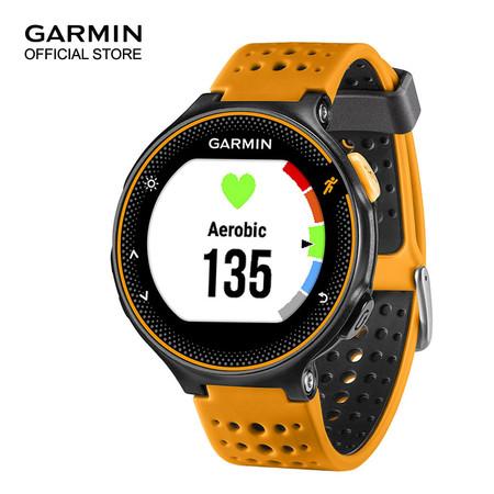 Garmin Forerunner 235, GPS, SEA, Solar Flare/Black