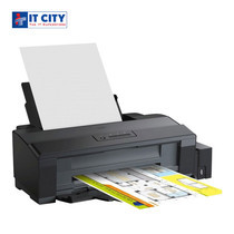 EPSON Colour Inkjet L1300 (C11CD81501) - Black