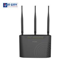 D-Link Dual Band Wireless AC750 Router/AADSL2+ Modem DSL-2877AL