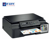 Brother Colour Inkjet Printer DCP-T500W