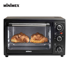 Minimex เตาอบ รุ่น MMO19L1 - Black