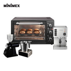 Minimex Set Coffee & Bakery 2