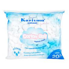 Karisma Cotton Ball สำลีก้อน 200 กรัม (3 แพ็ค)