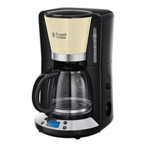 RUSSELL HOBBS Colours Plus Classic Cream Coffee Maker เครื่องชงกาแฟ รุ่น 24033-56