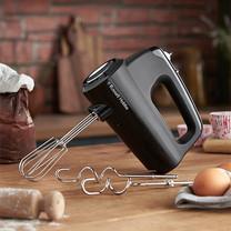RUSSELL HOBBS Matte Black Hand Mixcer เครื่องตีแป้งแบบมือถือ รุ่น 24672-56