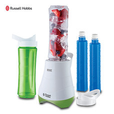Russell Hobbs เครื่องปั่น Mix & Go Cool รุ่น 21350-56